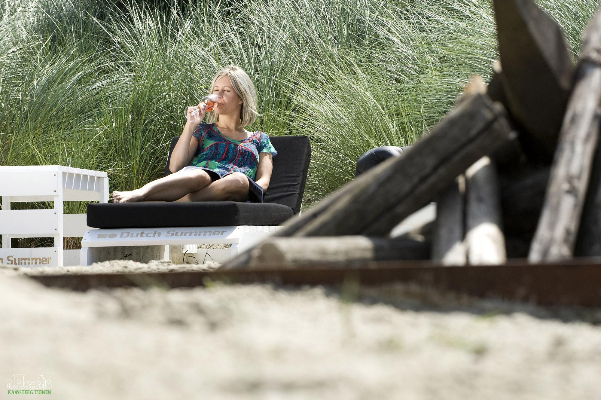 Kamsteeg tuinen de strandtuin een vakantiegevoel bij u thuis